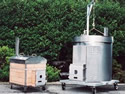 small pyrolysis kiln
